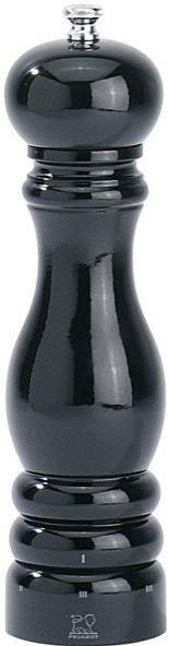 Stolování - Peugeot Dřevěný mlýnek na pepř Paris 30 cm, černý 23768