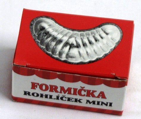 Pečení - Formičky na rohlíčky mini 30 ks 2140987