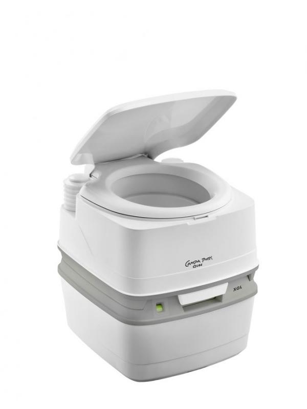 Domov a outdoor - Přenosné chemické WC Campa Potti Qube XGL (365)