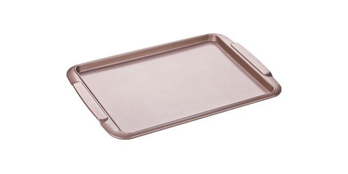 Pečení - Plech na pečení DELÍCIA GOLD 38x26 cm, Tescoma (623510)