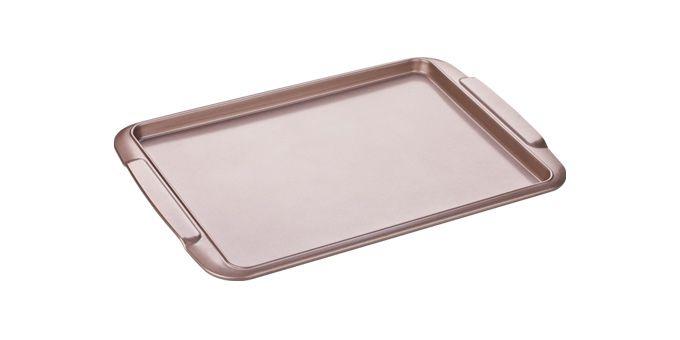 Pečení - Plech na pečení DELÍCIA GOLD 43x27 cm, Tescoma (623512)