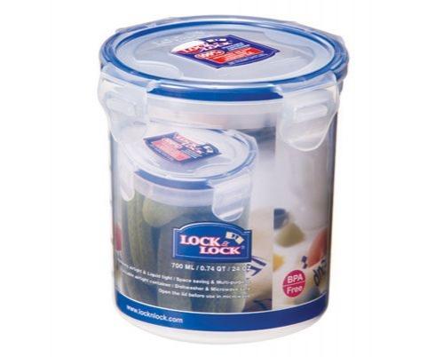Skladování, přenášení - Dóza na potraviny Lock&Lock kulatý HPL932D