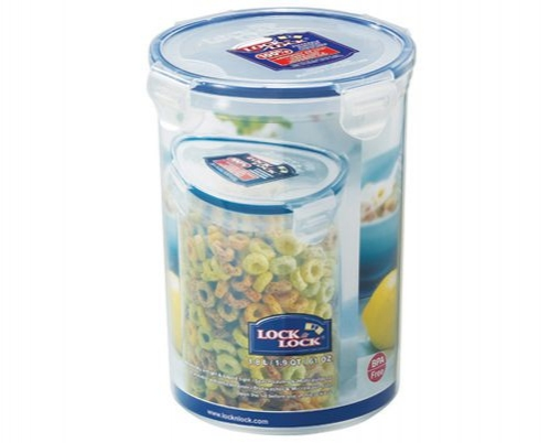 Skladování, přenášení - Dóza na potraviny Lock&Lock kulatý HPL933D