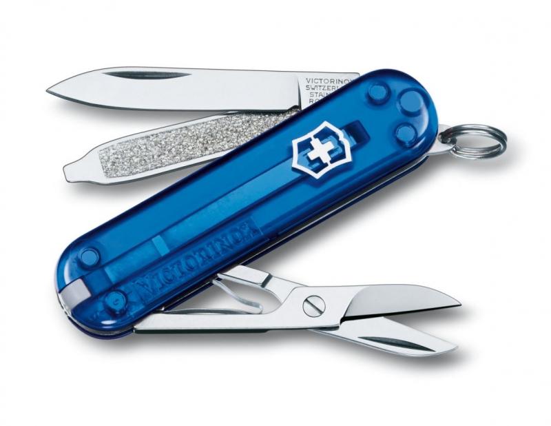 Domov a outdoor - Kapesní nůž Victorinox 0.6223.T2 modrý