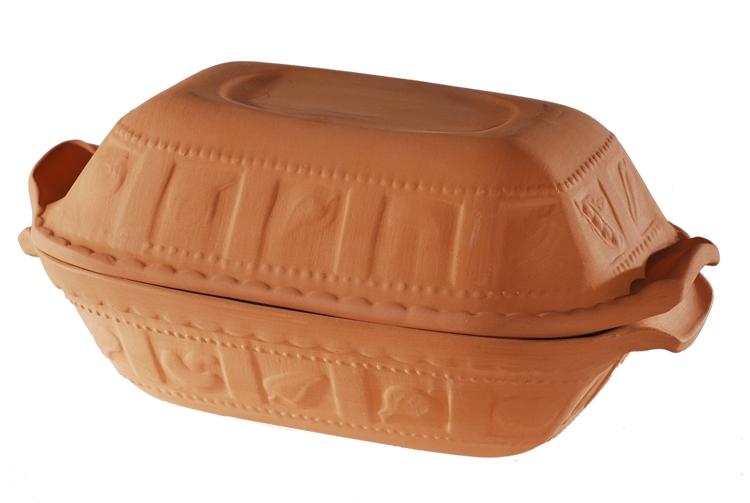 Pečení - Římský hrnec PATAKI 38 x 26 x 18 cm 7 litru