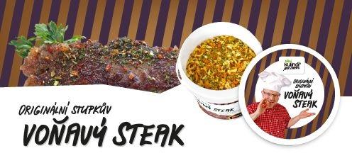 Příprava potravin - Koření Kulinář voňavý steak 70g