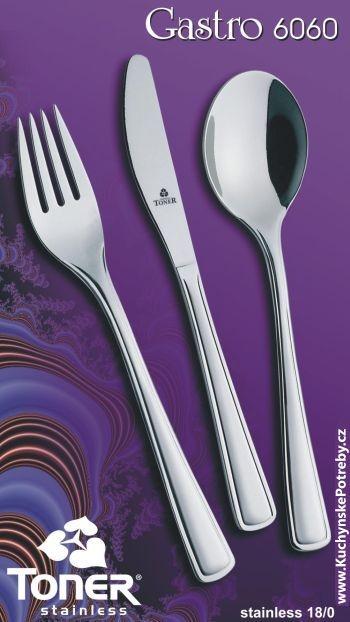 Stolování - Příbory Gastro 24 dílů Toner 6060