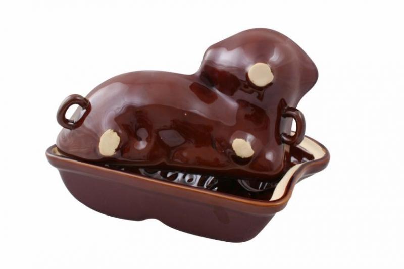 Pečení - Banquet keramická forma BERÁNEK 2 díly 601515