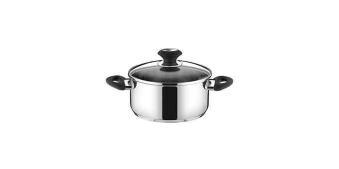 Vaření - Tescoma Kastrol PRESTO s poklicí o 14 cm 1.0 l
