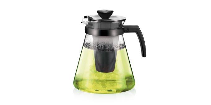 Tescoma akce - Konvice na čaj Teo 1,7l, s vyluhovacím víčkem Tescoma 646624