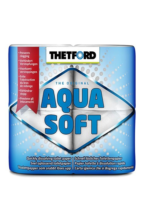 Domov a outdoor - Toaletní papír Thetford Aqua SOFT