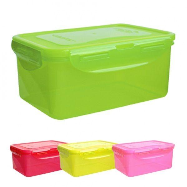 Skladování, přenášení - Dóza na potraviny Lock&Lock 600ml, barevné HPL811C