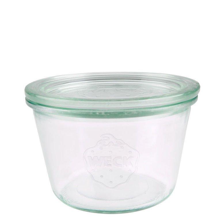 Vaření - Weck Zavařovací sklenice Weck Sturz 370 ml, průměr 100 w741