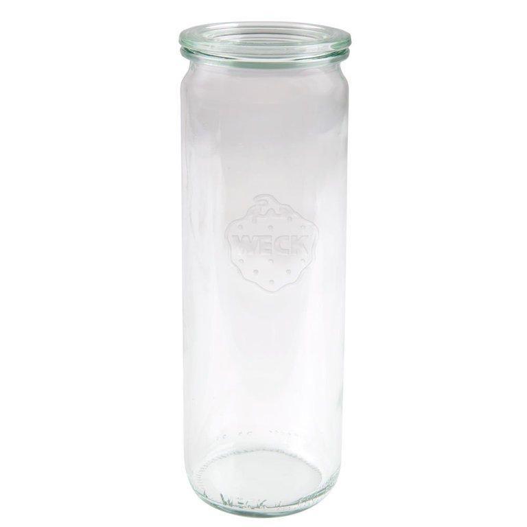 Vaření - Zavařovací sklenice válcová Weck Zylinder 600 ml, průměr 60 w905
