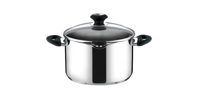 Vaření - Tescoma Hrnec PRESTO s nálevkou a poklicí o 18 cm 2,5l