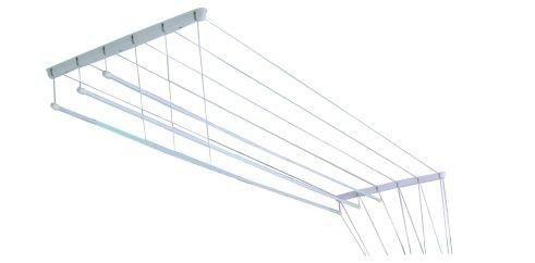 Domov a outdoor - Stropní sušák na prádlo Ideal 6 tyčí délka 140 cm