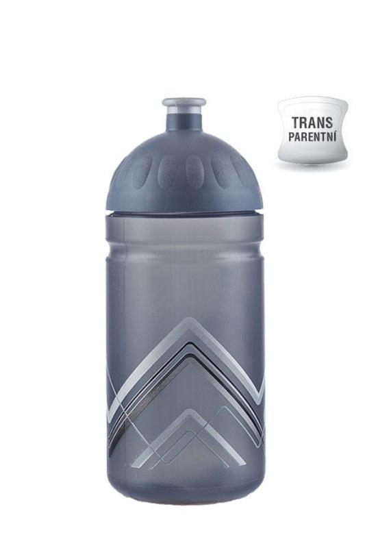 Nápoje - Zdravá lahev BIKE Hory šedá 0,5 l V050284