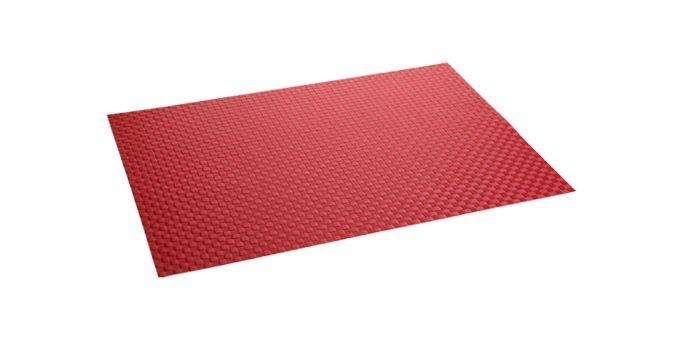 Stolování - Tescoma Prostírání FLAIR SHINE 45x32 cm, červená (662062)
