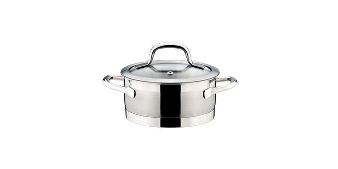 Vaření - Tescoma Kastrol PRESIDENT s poklicí 16 cm, 1.5 l (780241)