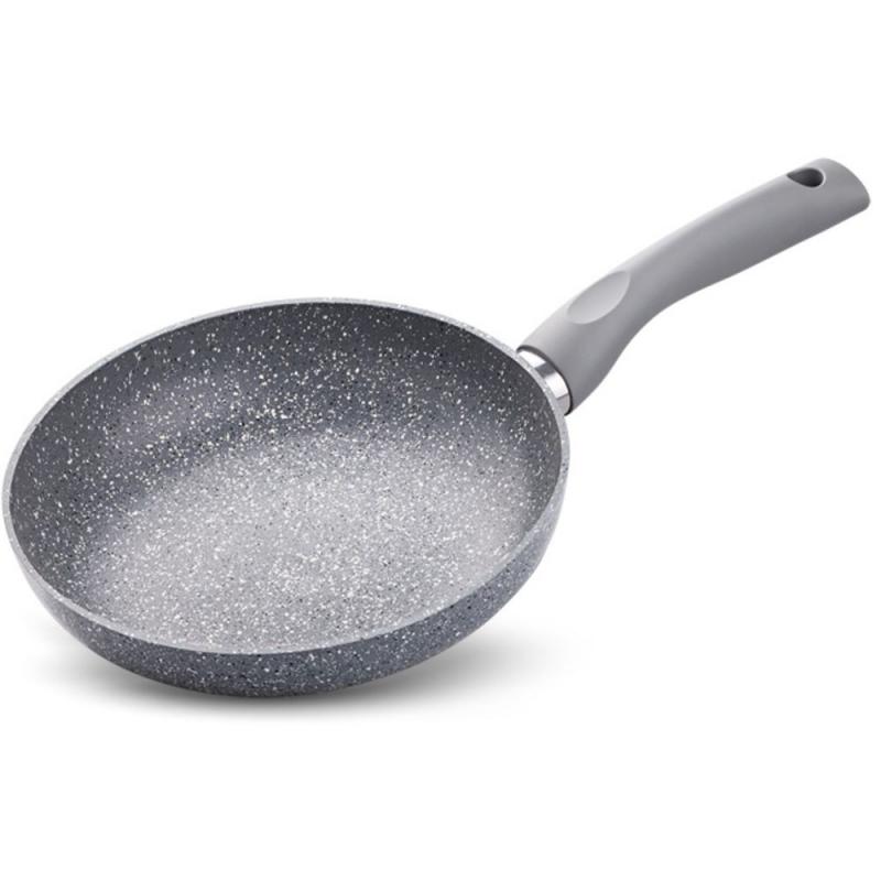 Vaření - Lamart Pánev 24x4,7 cm STONE LT1002