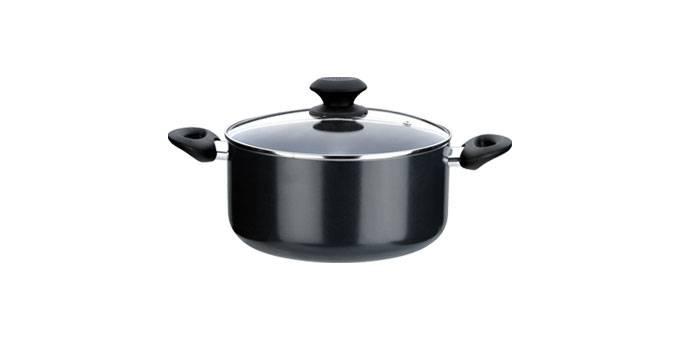Vaření - Tescoma kastrol Presto s poklicí o 18 cm, 2.0 l, antiadhezní povlak (594718)