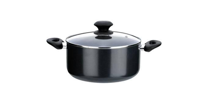 Vaření - Tescoma kastrol Presto s poklicí o 20 cm, 2.5 l, antiadhezní povlak (594720)