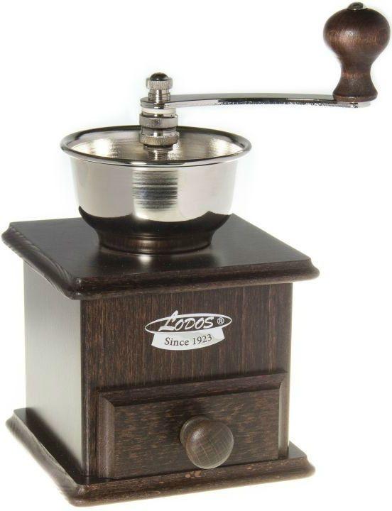 Nápoje - Lodos Kávomlýnek 1932