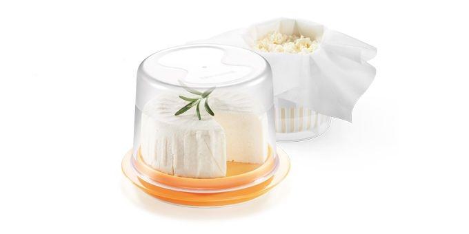 Příprava potravin - Tescoma Souprava pro přípravu čerstvého sýru Della Casa (643132)
