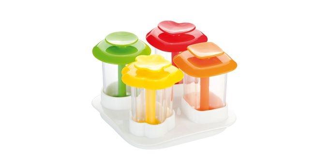 Příprava potravin - Tescoma Tvořítko na jednohubky PRESTO FOODSTYLE, 4 tvary (422240)