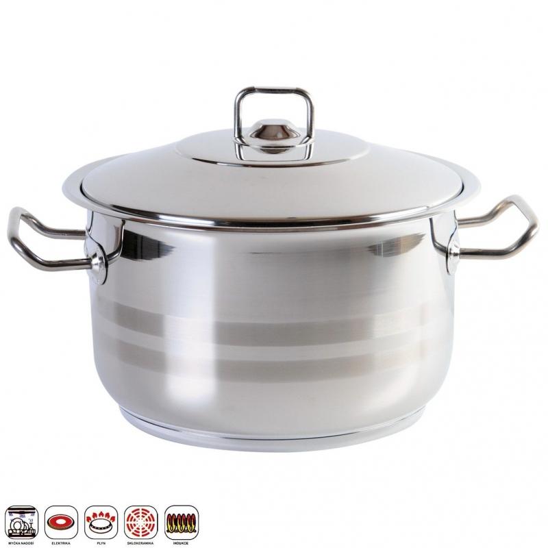 Vaření - Orion Hrnec nerez Gastro 42l + poklice (112728)