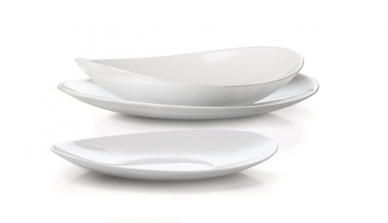 Stolování - Bormioli Rocco 79059000 Prometeo jídelní souprava 18 ks