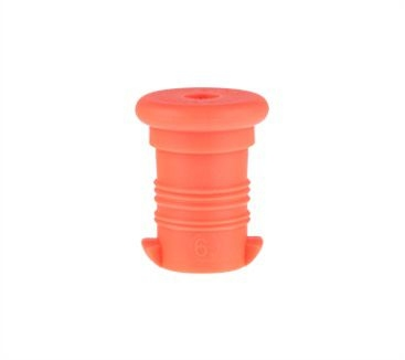 Nápoje - R&B Mědílek VPZ805 Zátka oranžová fluo
