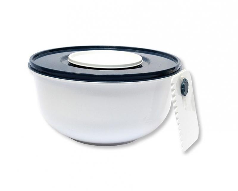 Příprava potravin - Mísa šlehací a rychlekynoucí s víčkem 28 cm