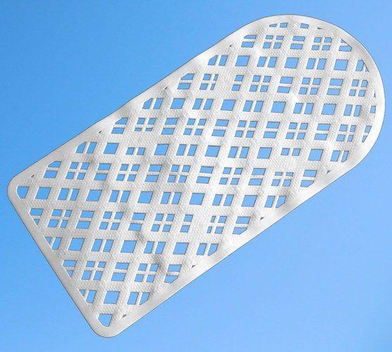 Domov a outdoor - Protiskluzová podložka do vany 36x73 cm