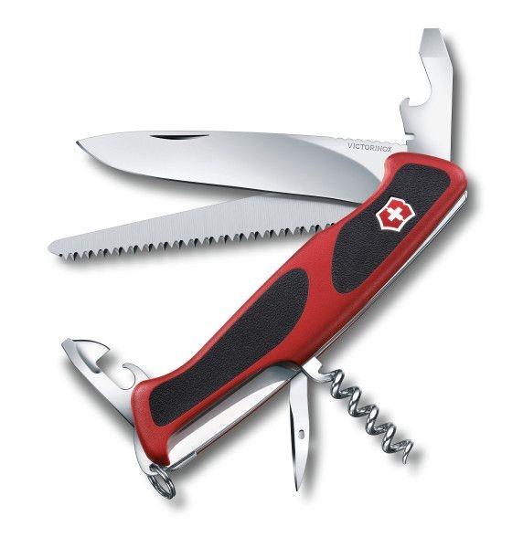 Domov a outdoor - Victorinox 0.9563.C RangerGrip 55 kapesní nůž