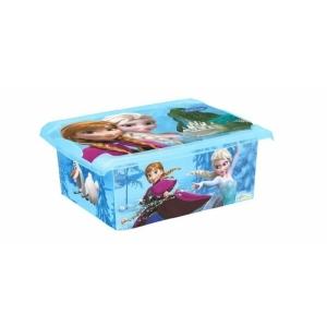 Úložný box Ledové království 39x29 cm