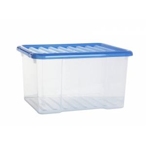 Úložný plastový box s víkem 29 l