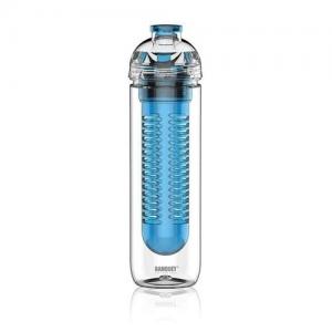 Banquet A12422 Sportovní láhev Switch modrá 500 ml