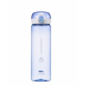Lock&Lock ABF645B Sportovní láhev na vodu Bisfree One Touch modrá 550 ml