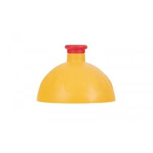 R&B Mědílek VPVZ0240 Tmavě žluté víčko s červenou zátkou