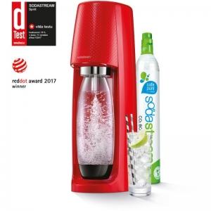 SodaStream 42002213 Výrobník sodové vody Spirit Red