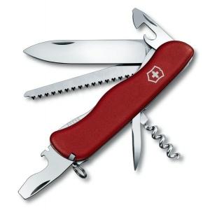 Victorinox 0.8363 Nůž Forester červený