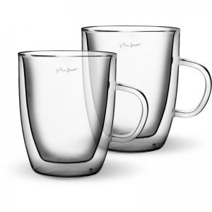 Lamart LT9008 Sada hrnků Vaso na čaj 2 ks 420 ml