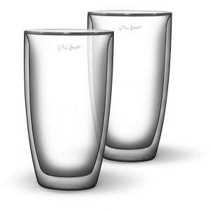 Lamart LT9011 Sada sklenic Vaso na café latté 2 ks 380 ml
