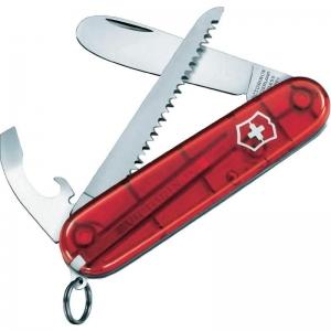 Victorinox 0.2373.T Kapesní nůž My First červený