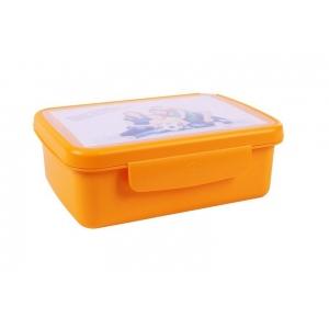 Zdravá sváča Svačinový box komplet žlutá