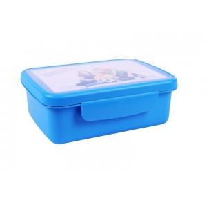 Zdravá sváča Svačinový box komplet modrá
