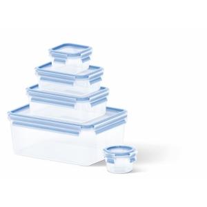 Tefal Master Seal Fresh K3029012 Dózy obdelníkové 5 ks