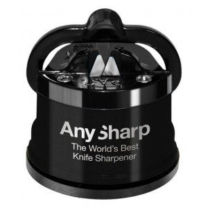 Brousek nožů AnySharp černá