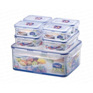 Dóza na potraviny Lock&Lock HPL836SC 7ks